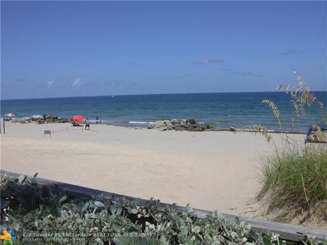 800 SE 20th Ave #609, Deerfield Beach, FL 33441 (MLS #F10099881) :: Green Realty Properties