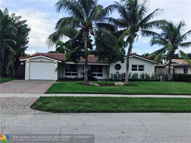2185 NE 61st Ct, Fort Lauderdale, FL 33308 (MLS #F10100158) :: Green Realty Properties