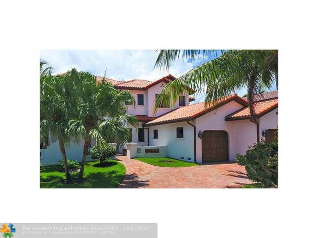 435 Mola Ave, Fort Lauderdale, FL 33301 (MLS #F10100189) :: Green Realty Properties