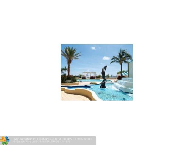 7601 E Treasure Dr #1020, North Bay Village, FL 33141 (MLS #F10100224) :: Green Realty Properties
