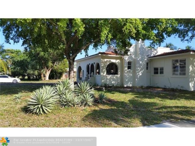 500 NE 4th St, Pompano Beach, FL 33060 (MLS #F10100260) :: Green Realty Properties