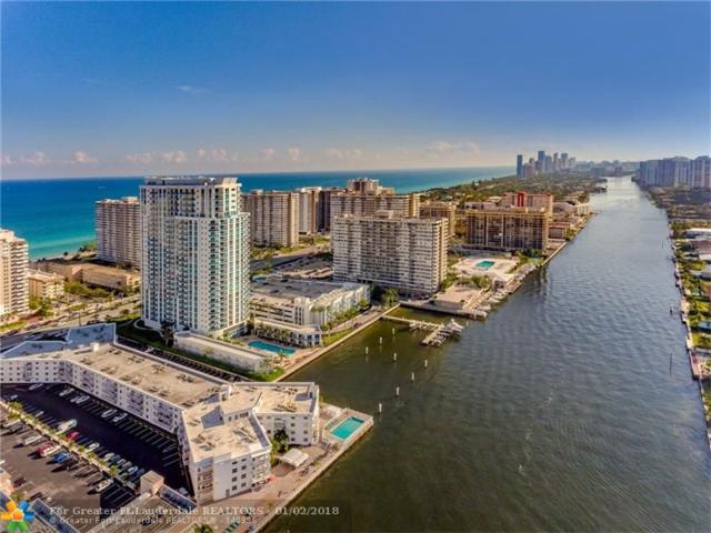 1945 S Ocean Dr #808, Hallandale, FL 33009 (MLS #F10100558) :: Green Realty Properties