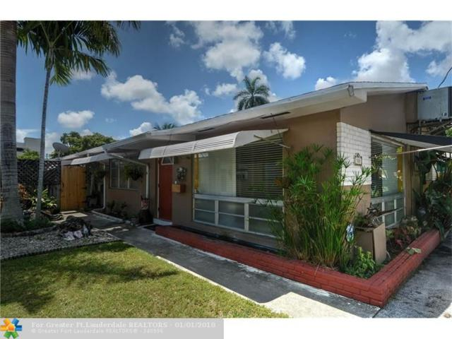 500 SE 9th Ct, Fort Lauderdale, FL 33316 (MLS #F10100662) :: Green Realty Properties