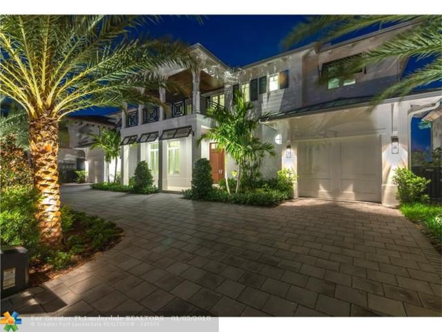 3532 NE 31st Avenue, Lighthouse Point, FL 33064 (MLS #F10100782) :: Green Realty Properties
