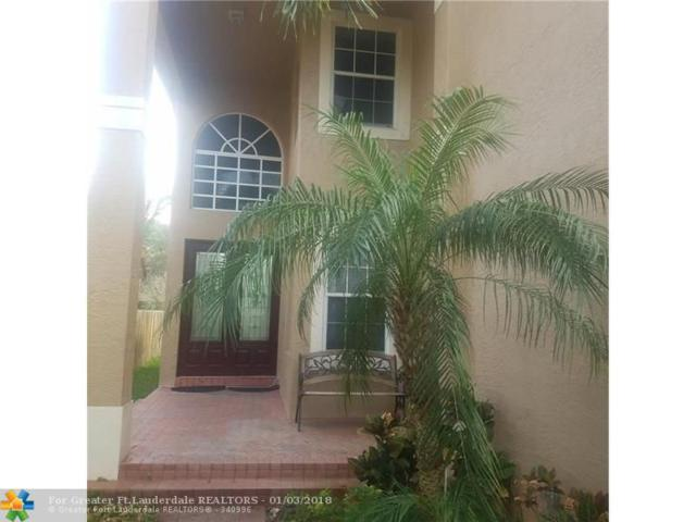 15716 SW 26th St, Miramar, FL 33027 (MLS #F10100818) :: Green Realty Properties
