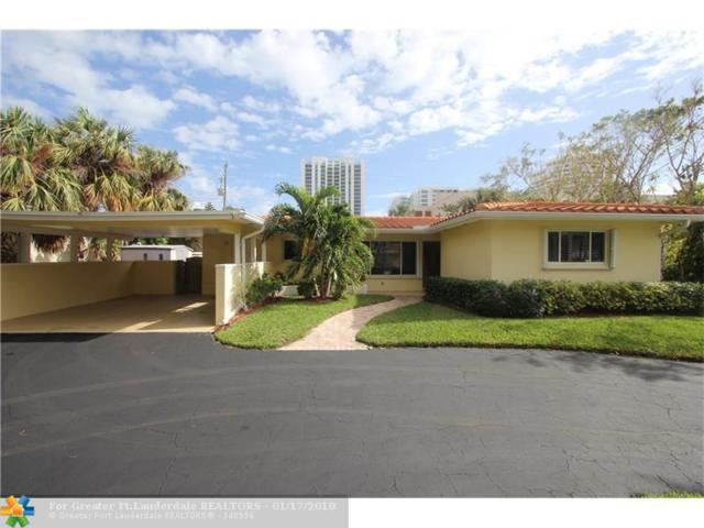 1612 Bel Air Ave, Lauderdale By The Sea, FL 33062 (MLS #F10100971) :: Green Realty Properties