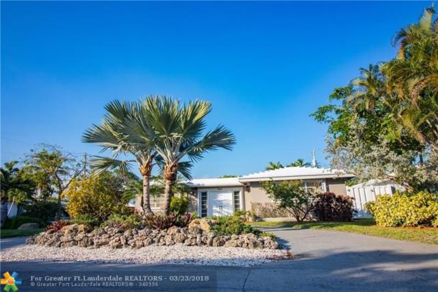 1851 NE 32nd St, Oakland Park, FL 33306 (MLS #F10101005) :: Green Realty Properties