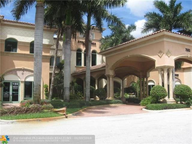 7593 W Boynton Beach Blvd #280, Boynton Beach, FL 33437 (MLS #F10101102) :: Green Realty Properties