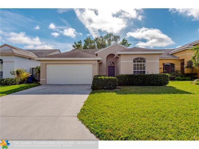 164 Heatherwood Dr, Royal Palm Beach, FL 33411 (MLS #F10101111) :: Green Realty Properties