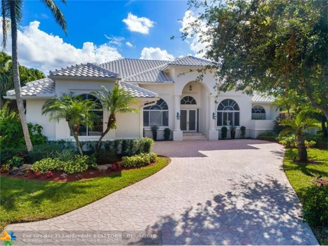661 NW 100th Ter, Plantation, FL 33324 (MLS #F10101430) :: Green Realty Properties
