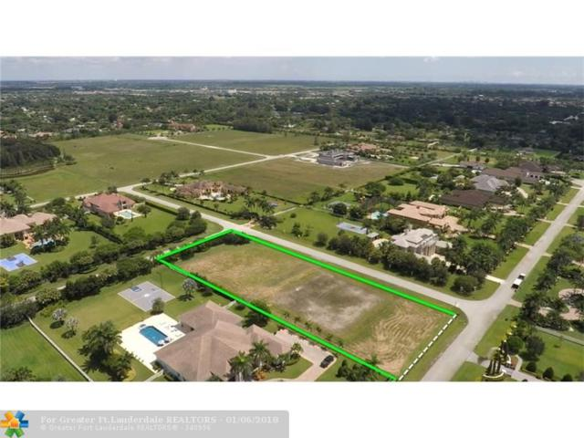 16825 Berkshire Ct, Southwest Ranches, FL 33331 (MLS #F10101504) :: Green Realty Properties