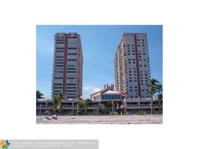 101 Briny Ave #1109, Pompano Beach, FL 33062 (MLS #F10101687) :: Green Realty Properties