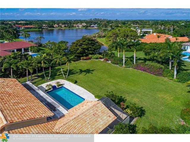 8235 Twin Lake Dr, Boca Raton, FL 33496 (MLS #F10102035) :: Green Realty Properties