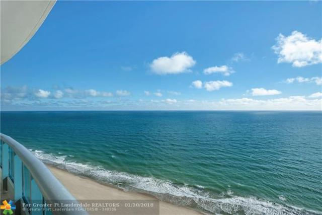 1600 S Ocean Blvd #1803, Lauderdale By The Sea, FL 33062 (MLS #F10102324) :: The O'Flaherty Team
