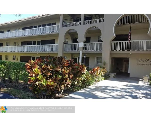 100 Royal Palm Way #102, Boca Raton, FL 33432 (MLS #F10102537) :: Green Realty Properties
