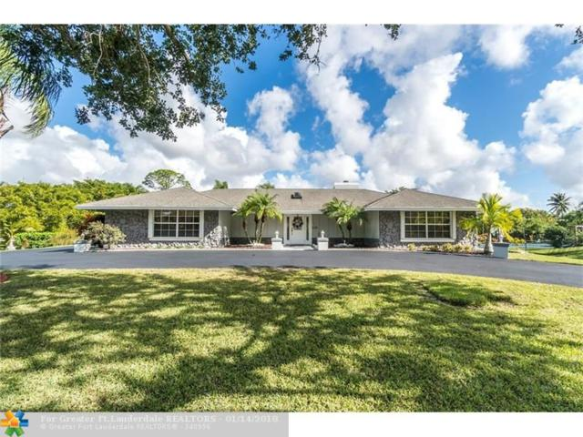 6380 NW 75th Way, Parkland, FL 33067 (MLS #F10102668) :: Green Realty Properties