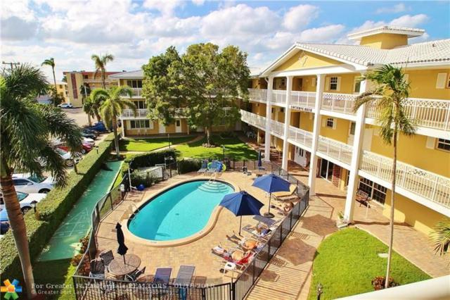 3201 NE 29th St #308, Fort Lauderdale, FL 33308 (MLS #F10102721) :: Green Realty Properties