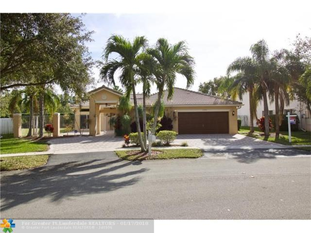 13060 NW 8th Ct, Sunrise, FL 33325 (MLS #F10102818) :: Green Realty Properties