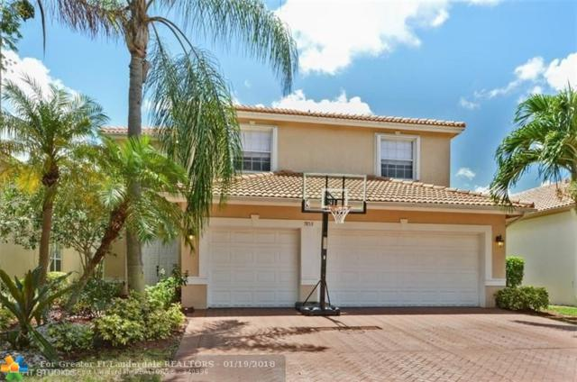 7853 NW 61st Ter, Parkland, FL 33067 (MLS #F10102973) :: The O'Flaherty Team