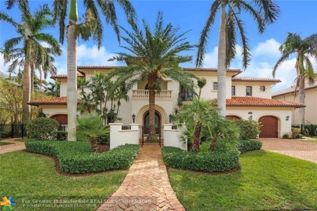 2430 NE 33rd St, Lighthouse Point, FL 33064 (MLS #F10102981) :: Green Realty Properties