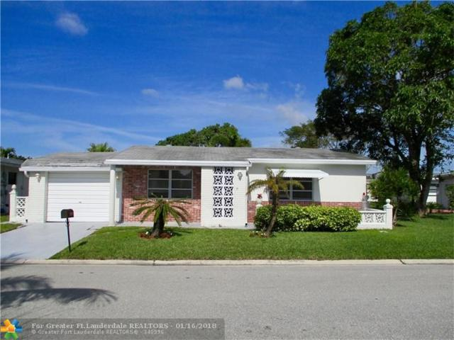 7235 NW 7th Ct, Margate, FL 33063 (MLS #F10103082) :: Green Realty Properties
