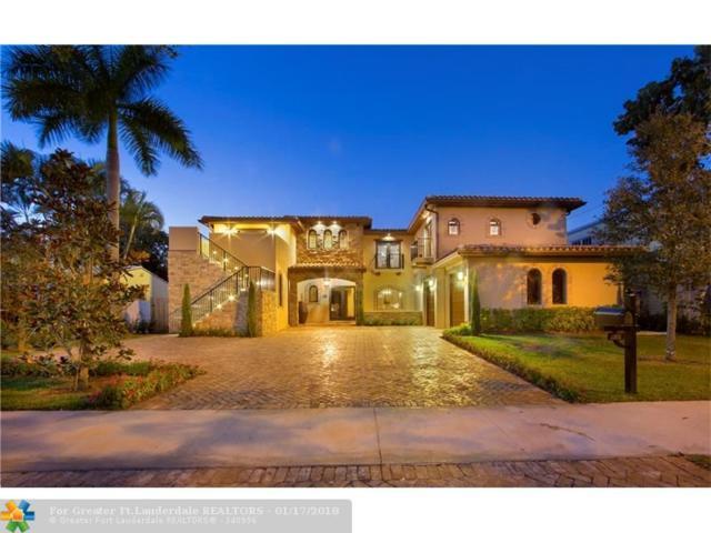 1005 SE 8th St, Fort Lauderdale, FL 33316 (MLS #F10103293) :: Green Realty Properties