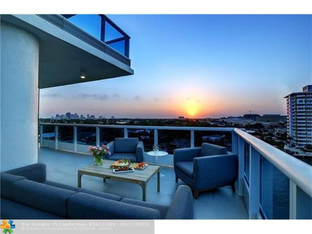 715 Bayshore Dr #802, Fort Lauderdale, FL 33304 (MLS #F10103331) :: Green Realty Properties