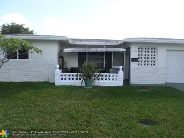 6790 NW 16th St, Margate, FL 33063 (MLS #F10103339) :: Green Realty Properties