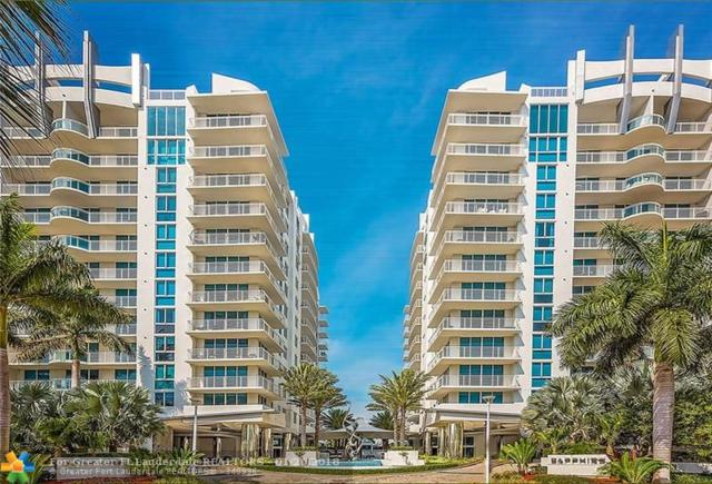 2831 N Ocean Blvd #208, Fort Lauderdale, FL 33308 (MLS #F10103398) :: Green Realty Properties