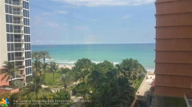 19201 Collins Ave #526, Sunny Isles Beach, FL 33160 (MLS #F10103525) :: Green Realty Properties