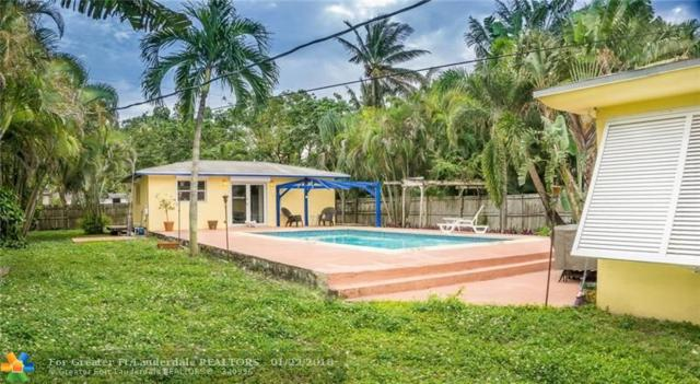 2464 Madison St, Hollywood, FL 33020 (MLS #F10103575) :: Green Realty Properties