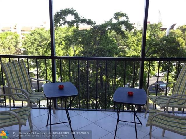 3821 Environ Blvd #508, Lauderhill, FL 33319 (MLS #F10103585) :: Green Realty Properties