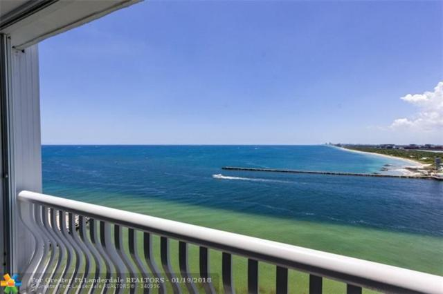 2200 S Ocean Ln #1604, Fort Lauderdale, FL 33316 (MLS #F10103611) :: Green Realty Properties