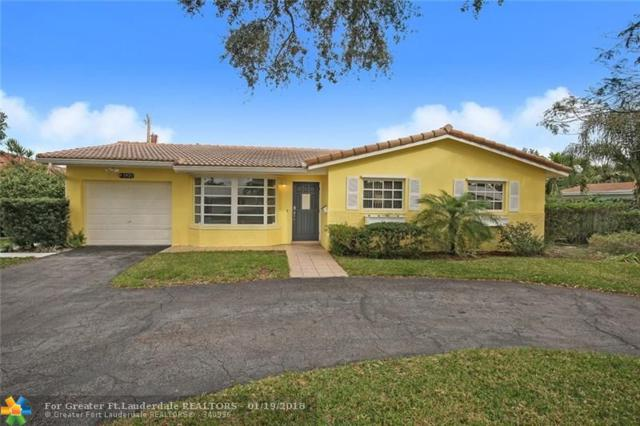 1921 NE 27th Ct, Lighthouse Point, FL 33064 (MLS #F10103649) :: The O'Flaherty Team