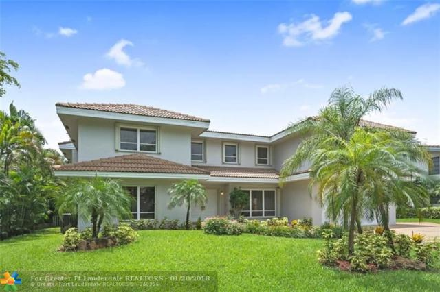 501 W Lake Dasha Dr, Plantation, FL 33324 (MLS #F10103675) :: Green Realty Properties