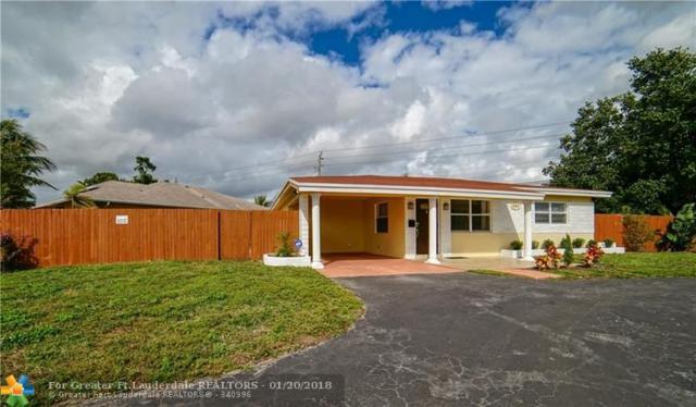 281 NE 41st St, Oakland Park, FL 33334 (MLS #F10103771) :: Castelli Real Estate Services