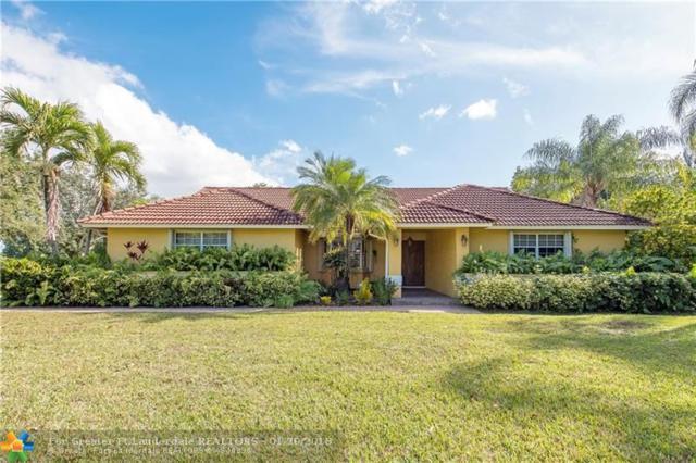 11750 NW 6th Pl, Plantation, FL 33325 (MLS #F10103775) :: Green Realty Properties