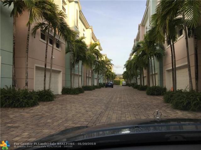 469 NE 1st St #13, Pompano Beach, FL 33060 (MLS #F10103791) :: Green Realty Properties