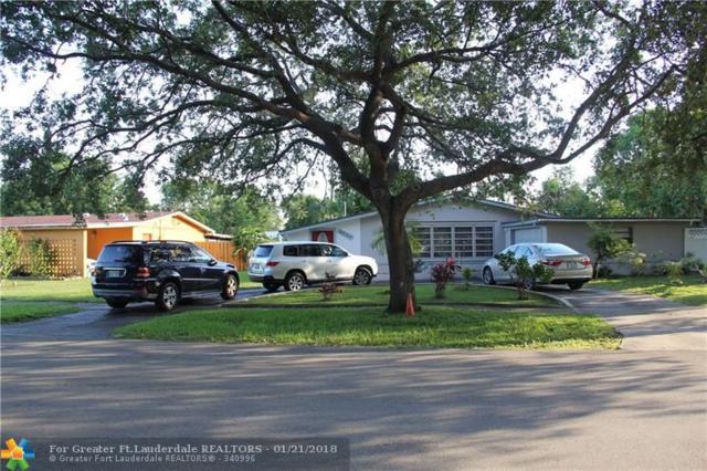 4830 NW 3rd St, Plantation, FL 33317 (MLS #F10103839) :: Green Realty Properties