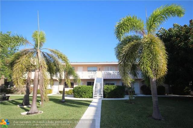 3860 NE 21st Way #42, Lighthouse Point, FL 33064 (MLS #F10103843) :: Castelli Real Estate Services