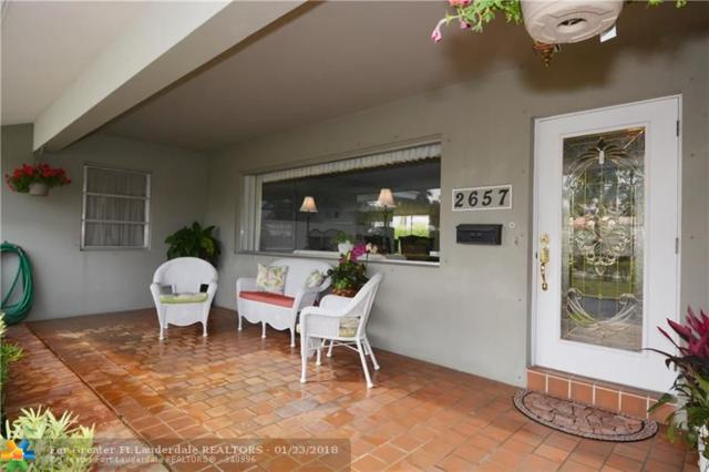 2657 NE 26th St, Fort Lauderdale, FL 33305 (MLS #F10103895) :: Castelli Real Estate Services