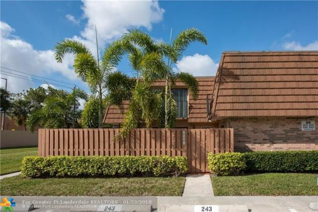 2566 Lakeview Court #2566, Cooper City, FL 33026 (MLS #F10103908) :: Green Realty Properties