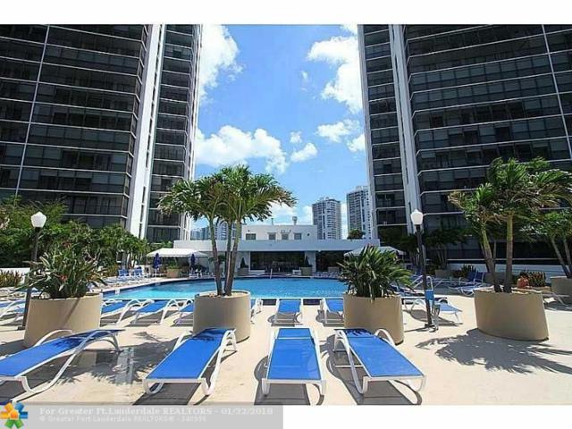 3701 N Country Club Dr #808, Aventura, FL 33180 (MLS #F10103979) :: Green Realty Properties