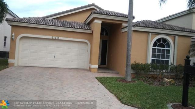 11651 NW 13TH MNR, Coral Springs, FL 33071 (MLS #F10103980) :: Castelli Real Estate Services
