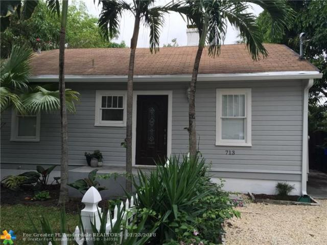 713 NE 17th Rd, Fort Lauderdale, FL 33304 (MLS #F10103982) :: Castelli Real Estate Services