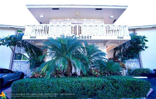 2110 NE 39th St 6A, Fort Lauderdale, FL 33308 (MLS #F10104095) :: The O'Flaherty Team