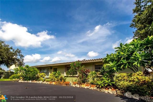 2141 NE 49th St, Lighthouse Point, FL 33064 (MLS #F10104104) :: Green Realty Properties