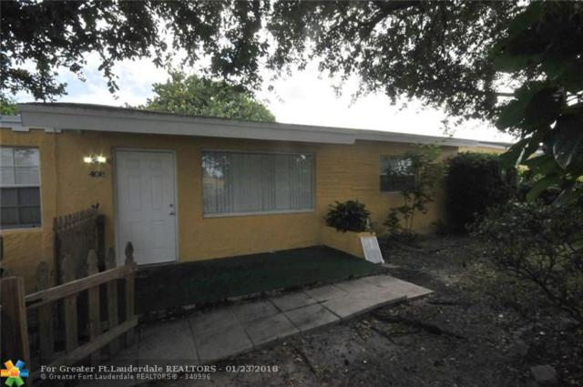 408 NW 31st Ave, Fort Lauderdale, FL 33311 (MLS #F10104121) :: Green Realty Properties