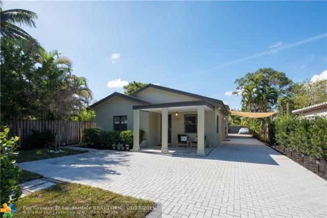 1231 NE 12TH AVE, Fort Lauderdale, FL 33304 (MLS #F10104137) :: Castelli Real Estate Services