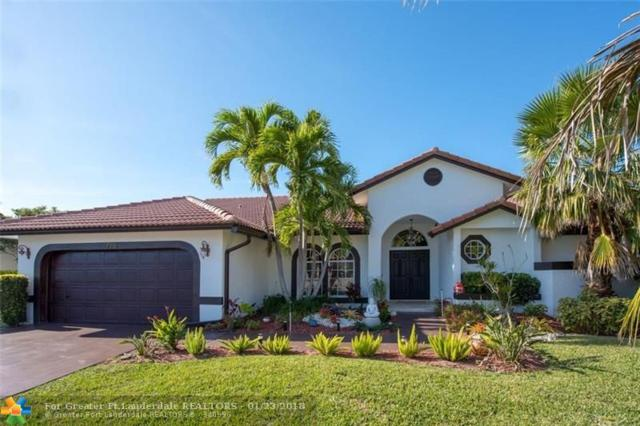 7915 NW 85th Ter, Tamarac, FL 33321 (MLS #F10104152) :: Green Realty Properties